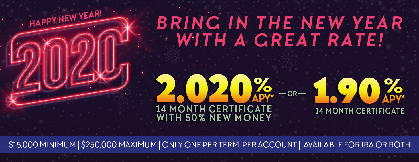 Promo 2 020 Apy Share Certificate Special Midwest