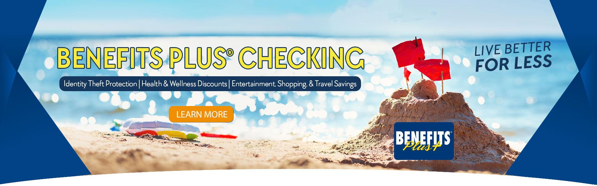 Benefits Plus Checking