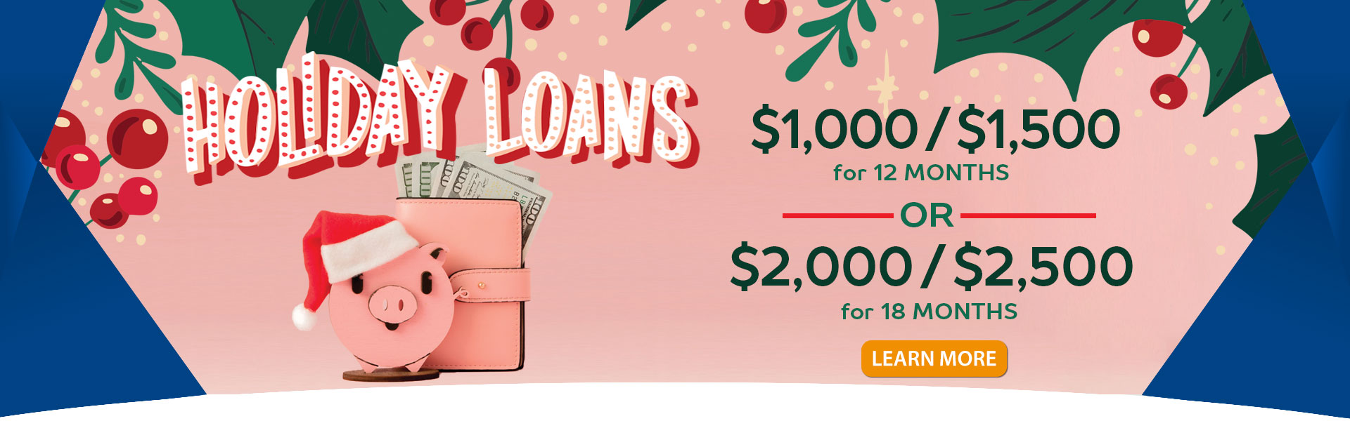 Holiday Loans 2019