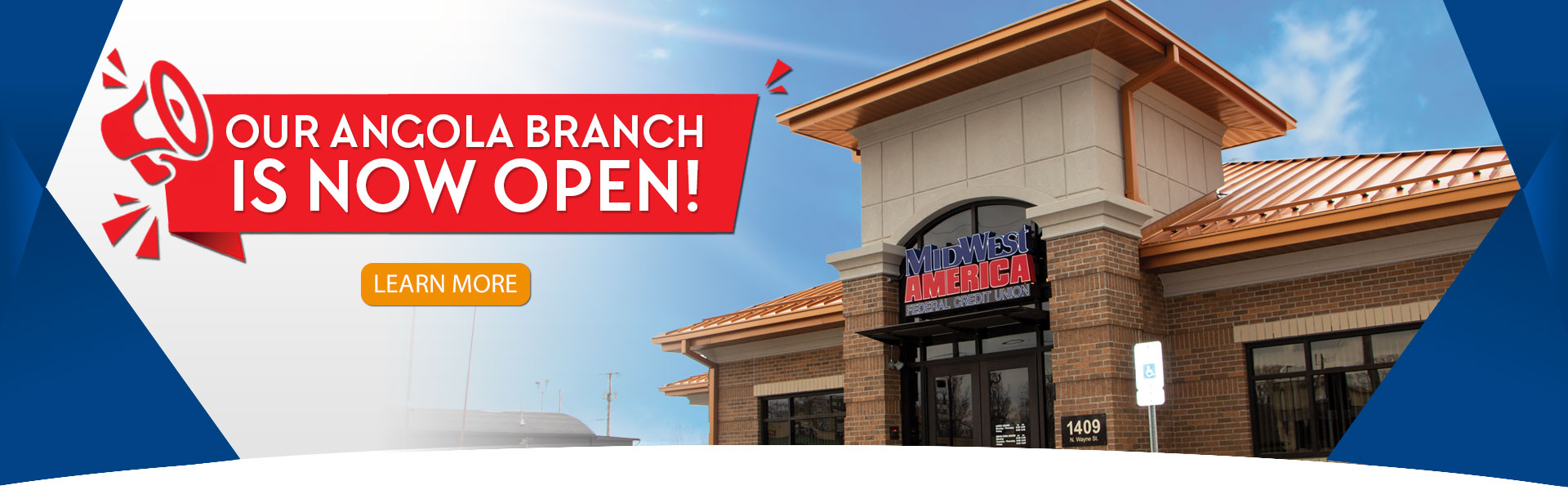angola branch now open