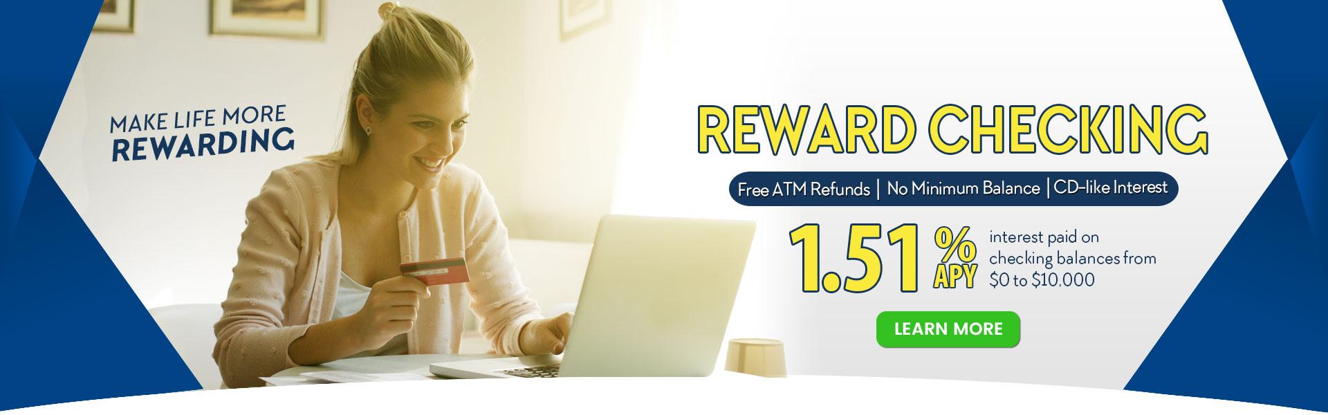 Reward Checking
