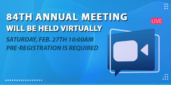 84th Annual Meeting
