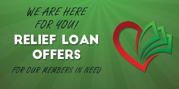 Relief loan offers